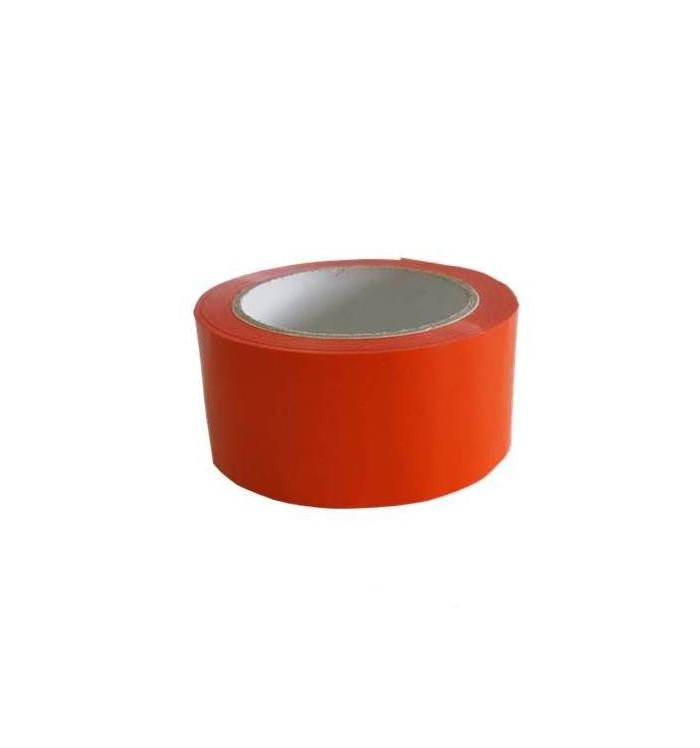 Precinto PVC 50*66, rojo