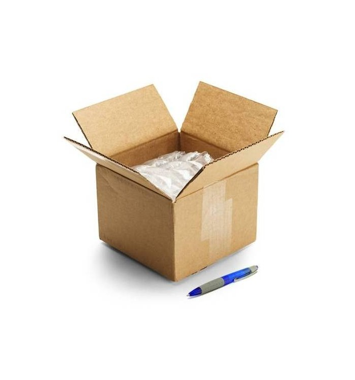 Cajas de cartón de canal simple de 18-18-16