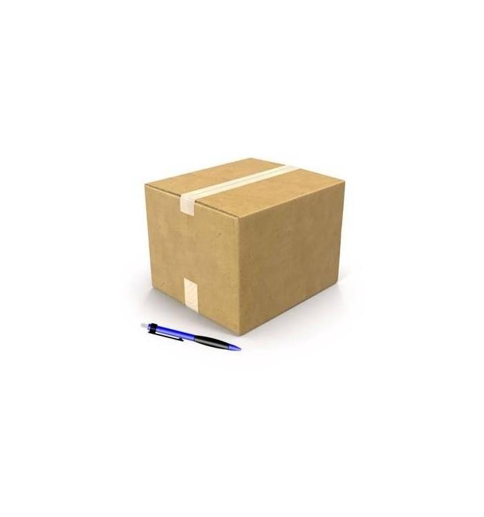 Cajas de cartón de canal simple de 21-15-17