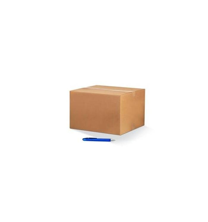 Cajas de cartón de canal simple de 22-22-14
