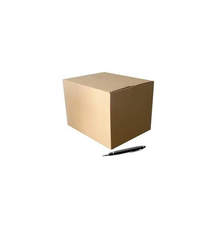 Cajas de cartón de canal simple de 22-22-20