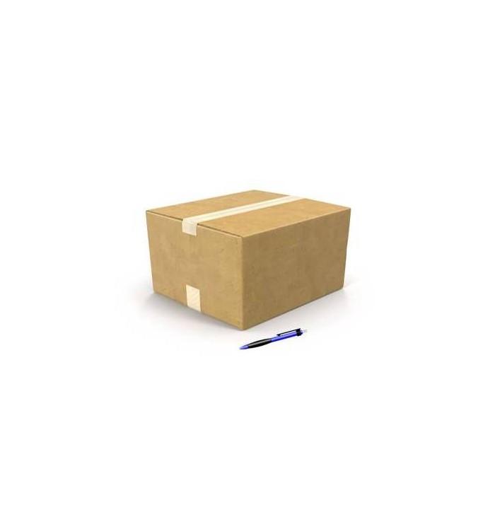 Cajas de cartón de canal simple de 26-21-15