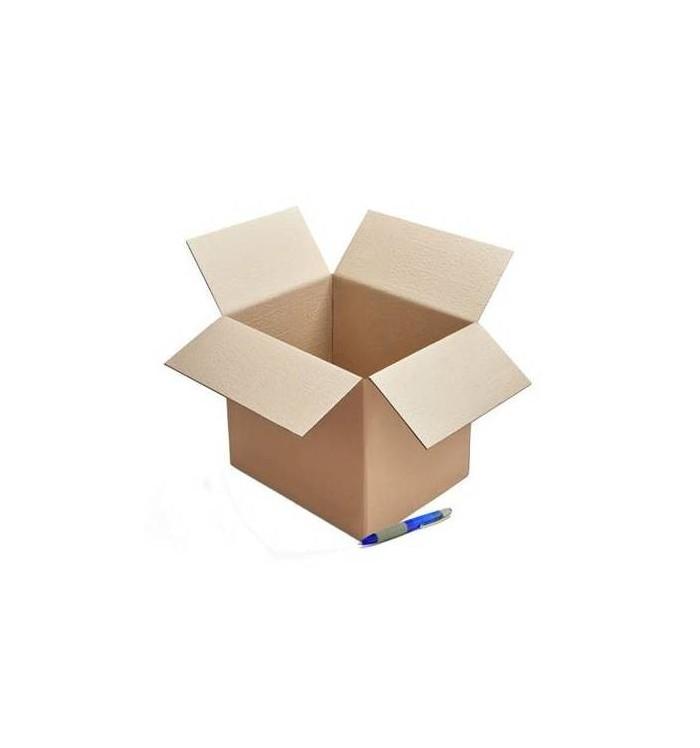 Cajas de cartón de canal simple de 26-21-23