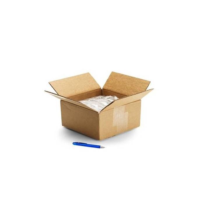 Cajas de cartón de canal simple de 26-26-10