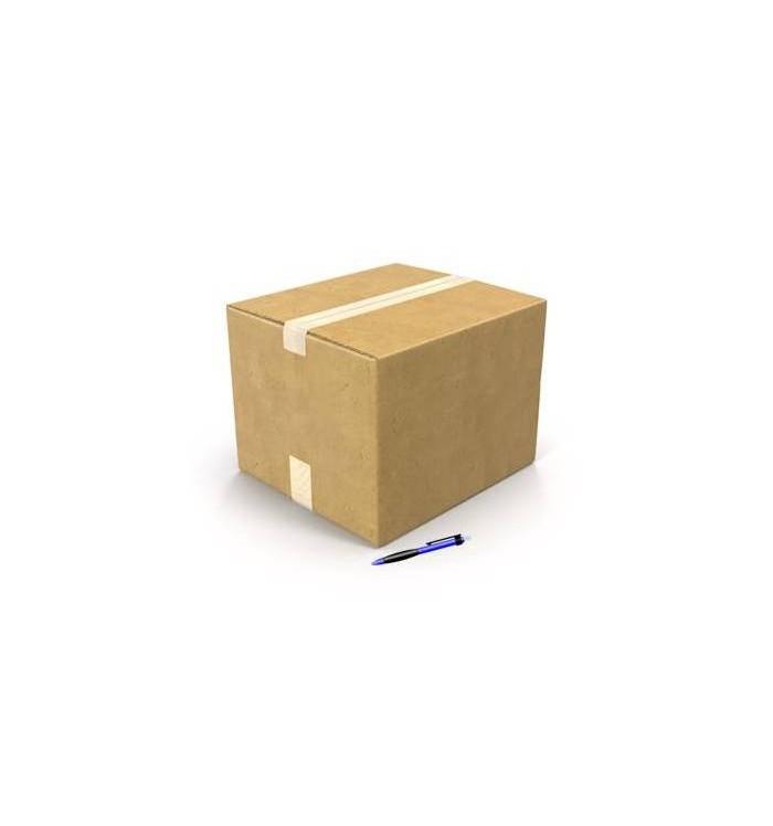 Cajas de cartón de canal simple de 32-23-26