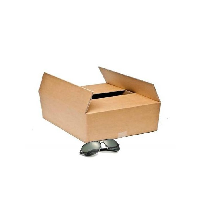 Cajas de cartón de canal simple de 32-32-10