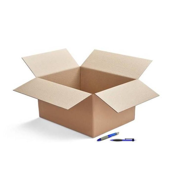 Cajas de cartón de canal simple de 32-32-20
