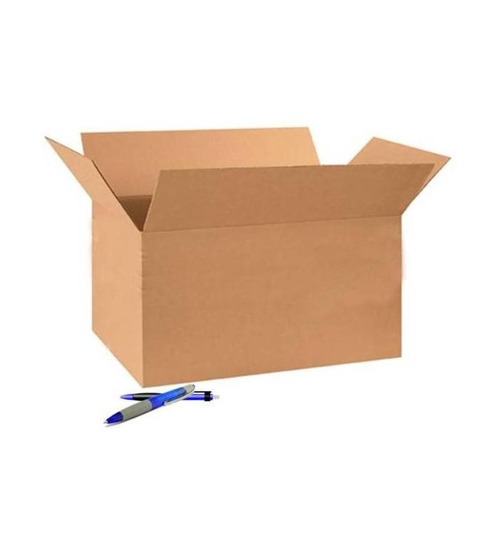 Cajas de cartón de canal simple de 40-20-25