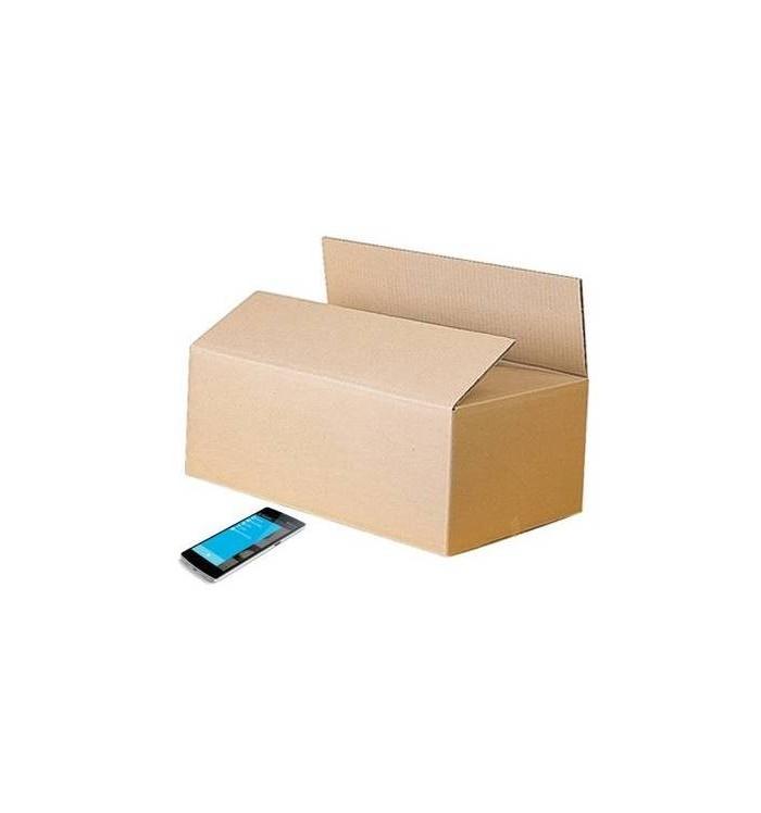 Cajas de cartón de canal simple de 45-30-20