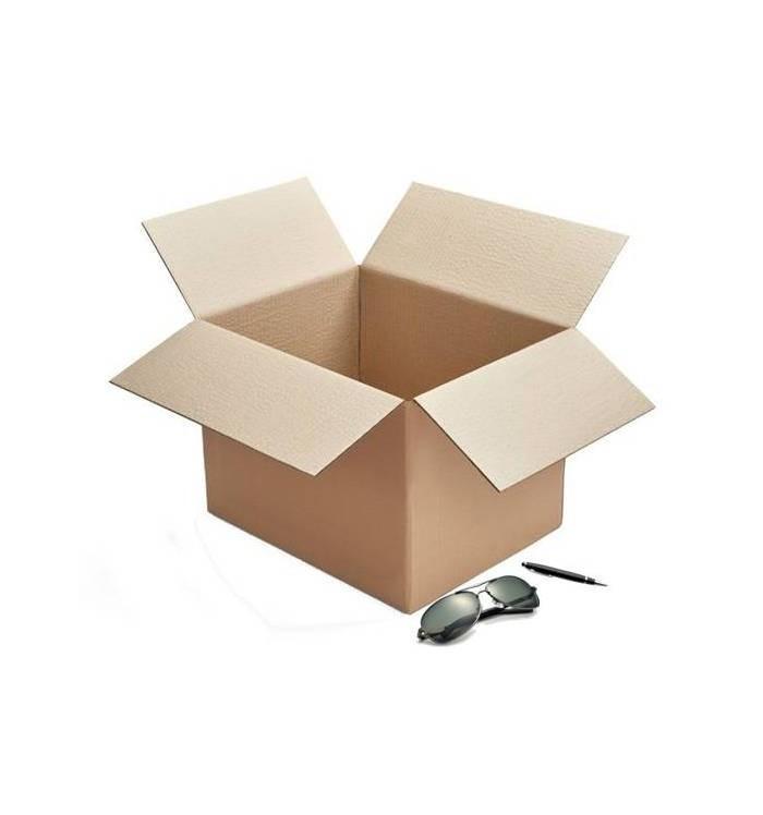 Cajas de cartón de canal simple de 45-30-35