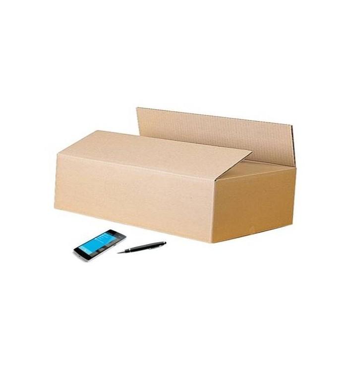 Cajas de cartón de canal simple de 50-30-15