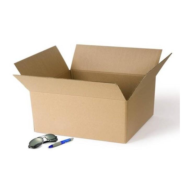 Cajas de cartón de canal simple de 50-45-20