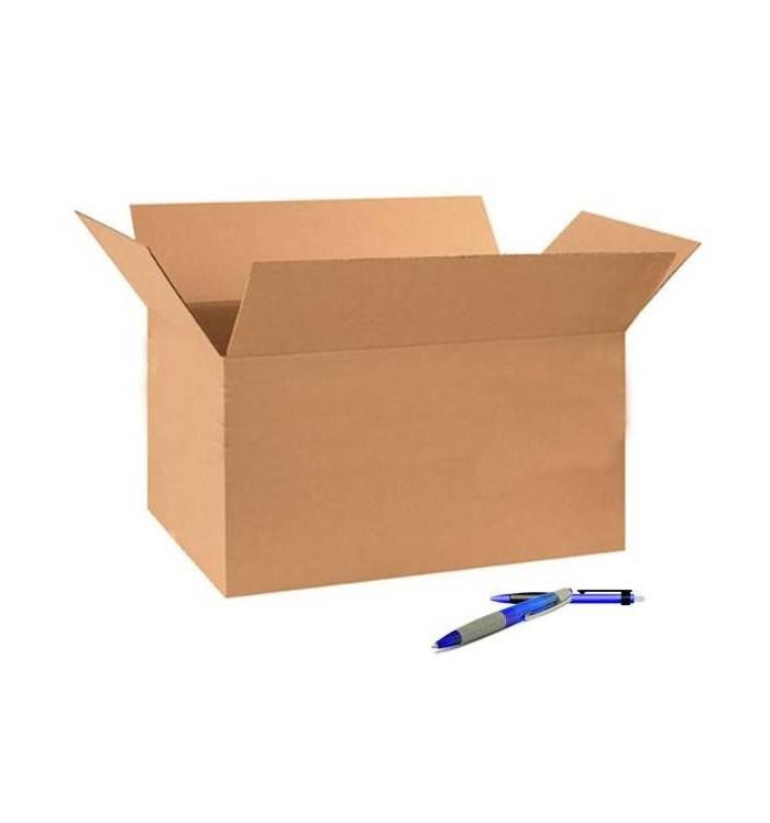 Cajas de cartón de canal simple de 51-20-37