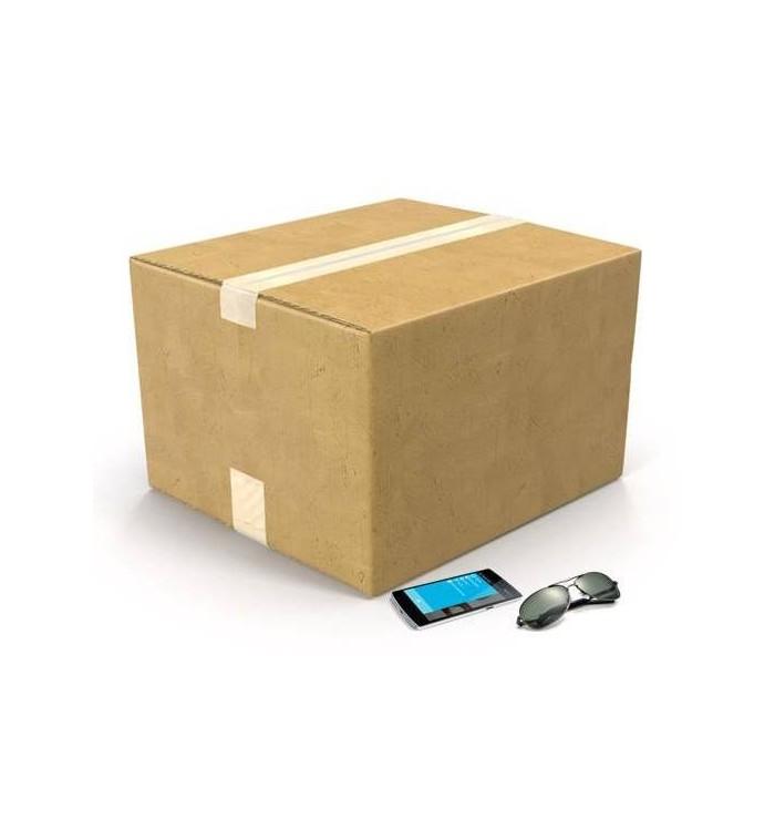Cajas de cartón de canal simple de 51-39-37