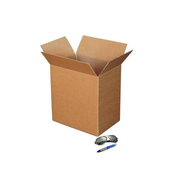 Cajas de cartón de canal simple de 56-26-77