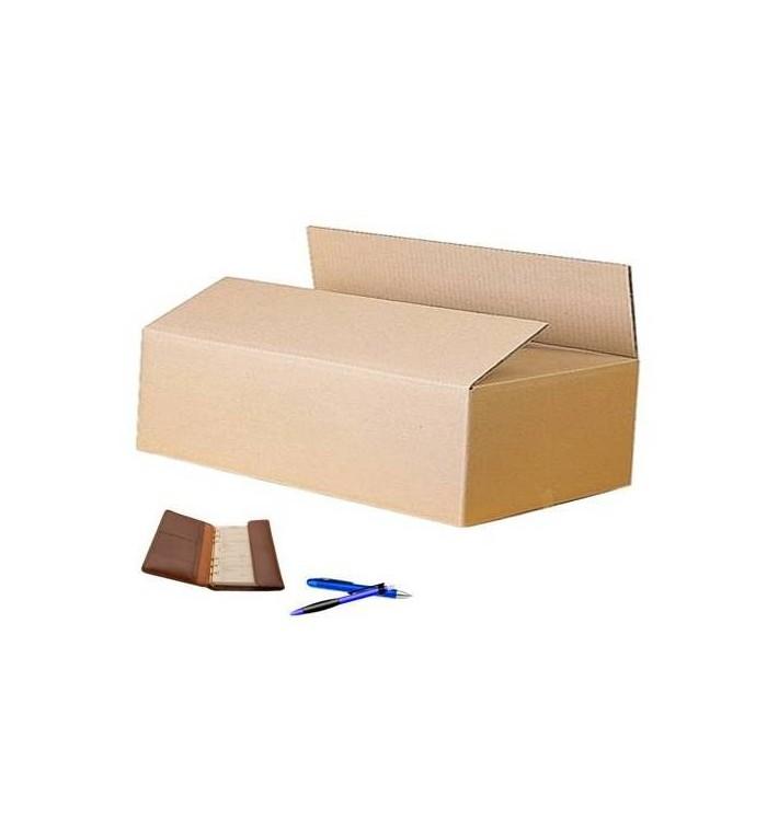 Cajas de cartón de canal simple de 60-40-25