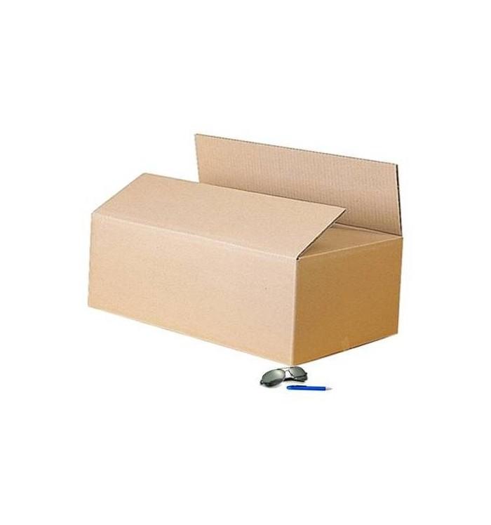 Cajas de cartón de canal simple de 80-55-34