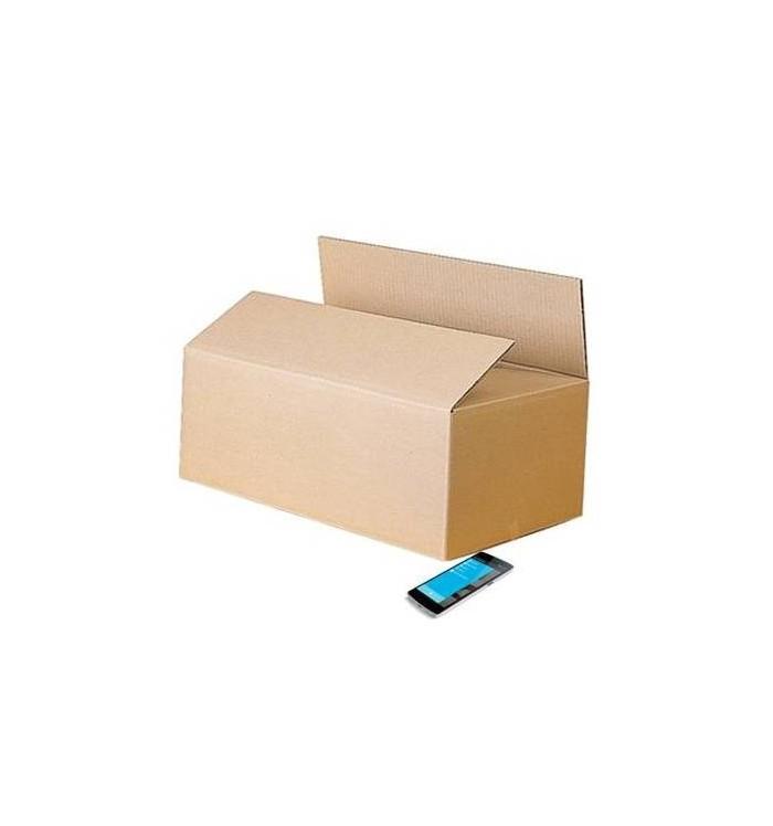 Cajas de cartón de canal doble de 45-31-22