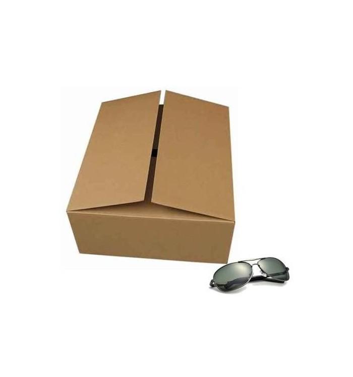 Cajas de cartón de canal doble de 60-42-10