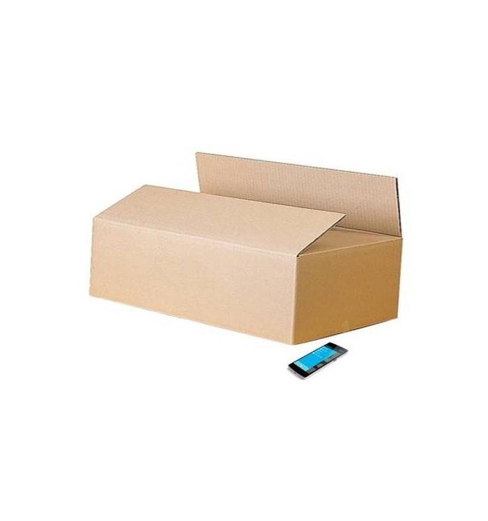 Cajas de cartón de canal doble de 60-42-15