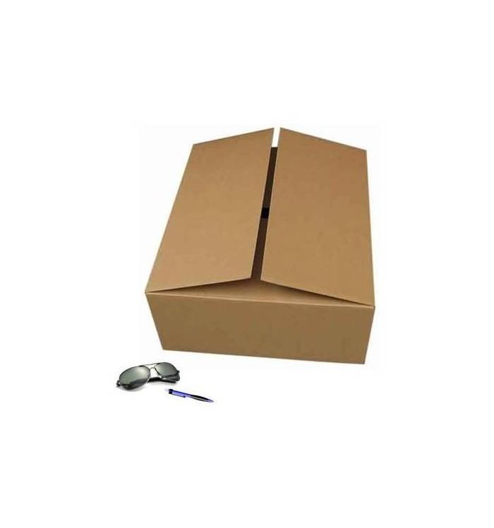 Cajas de cartón de canal doble de 60-50-10