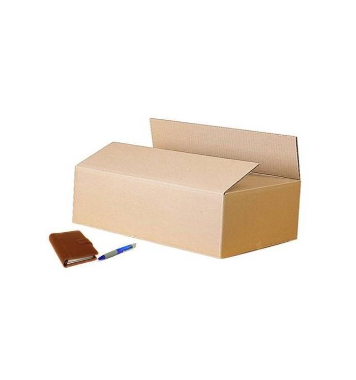 Cajas de cartón de canal doble de 60-50-15