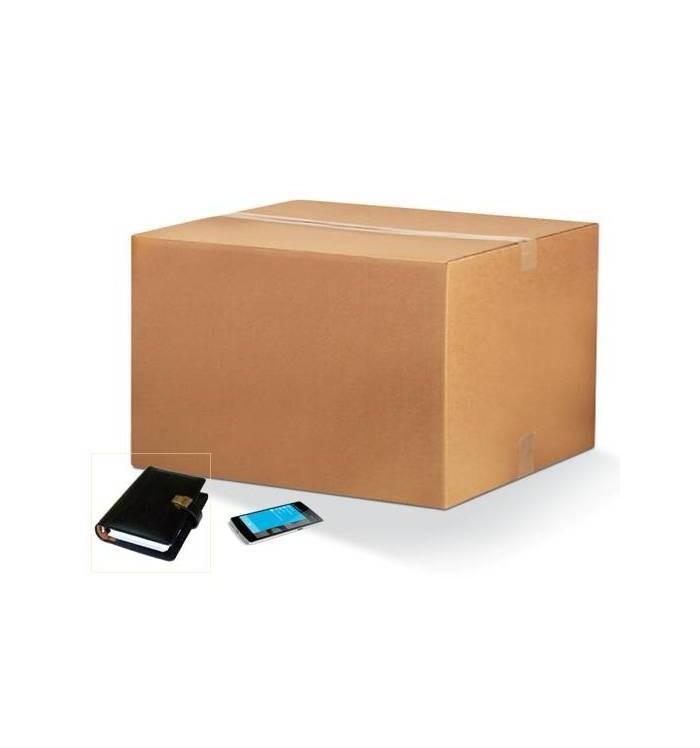 Cajas de cartón de canal doble de 60-50-30