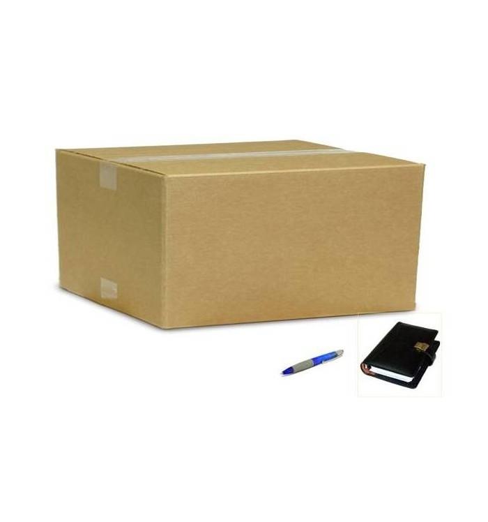 Cajas de cartón de canal doble de 66-41-30