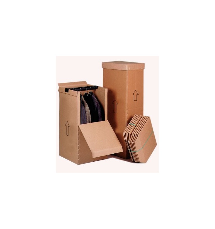 Cajas armario Box-Plus de 52-50-153 barra lisa