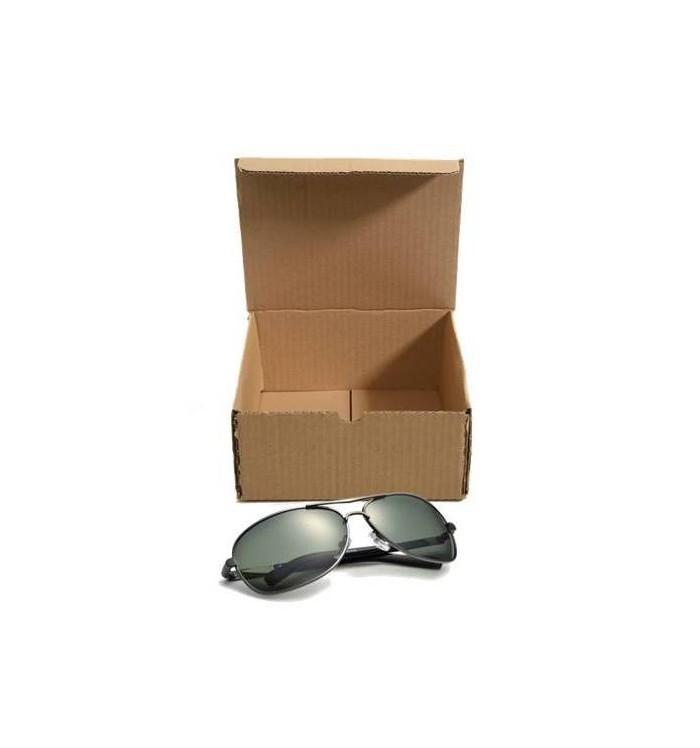 Cajas de cartón automontables F-421 de 13-10-8