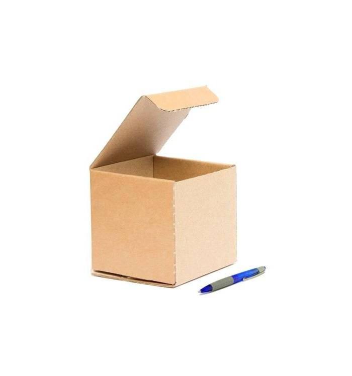Cajas de cartón automontables F-421 de 15-15-15