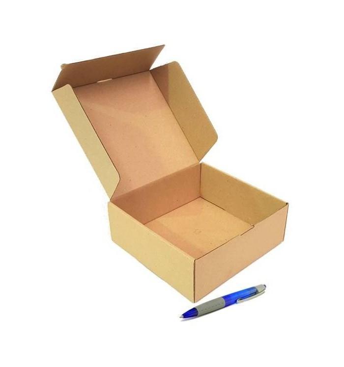 Cajas de cartón automontables F-421 de 17-16-6
