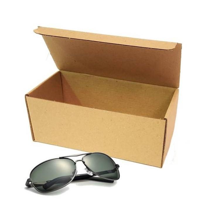 Cajas de cartón automontables F-421 de 18-8-7