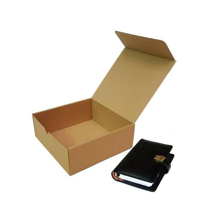 Cajas de cartón automontables F-421 de 19-18-7