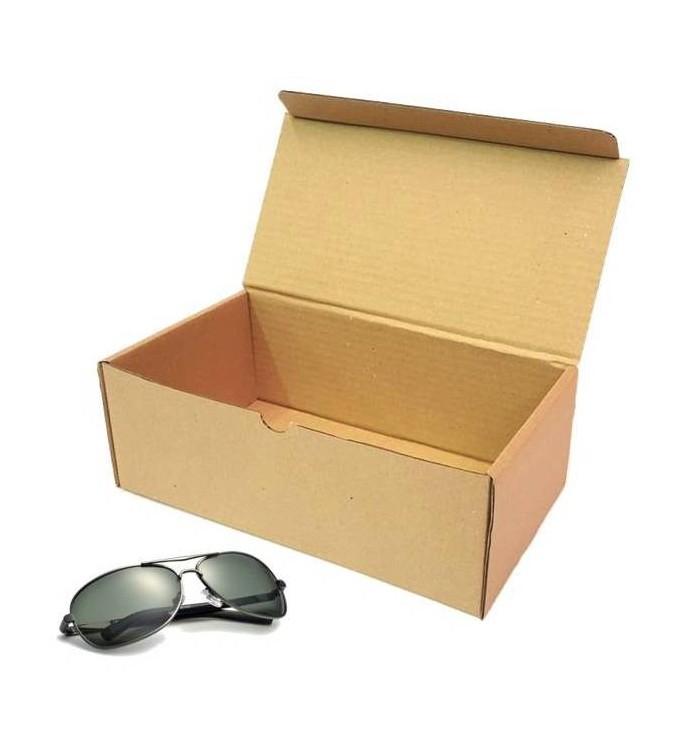 Cajas de cartón automontables F-421 de 26-14-9