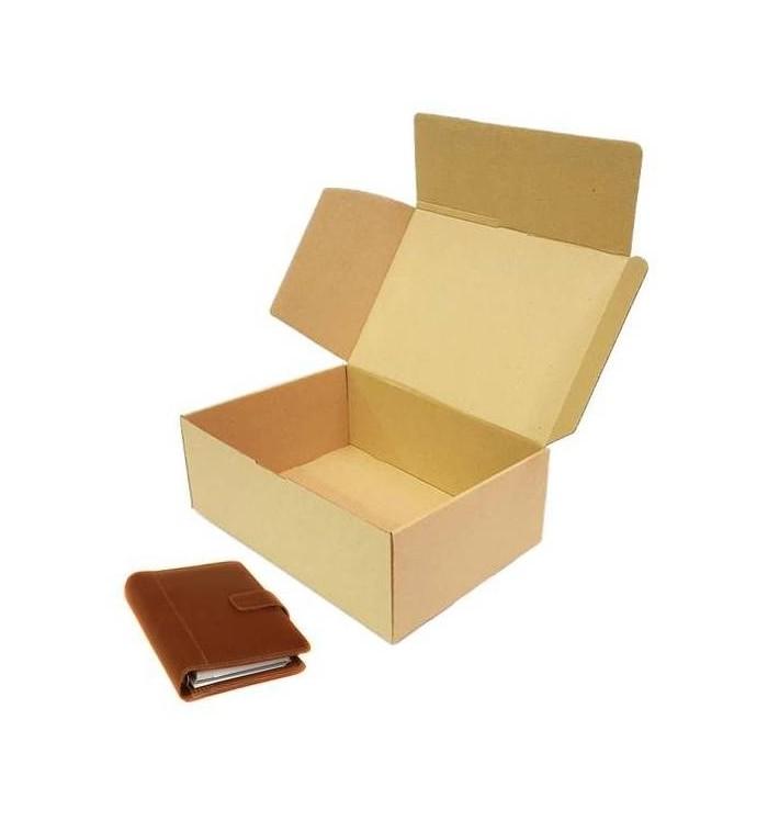 Cajas de cartón automontables F-421 de 30-20-11