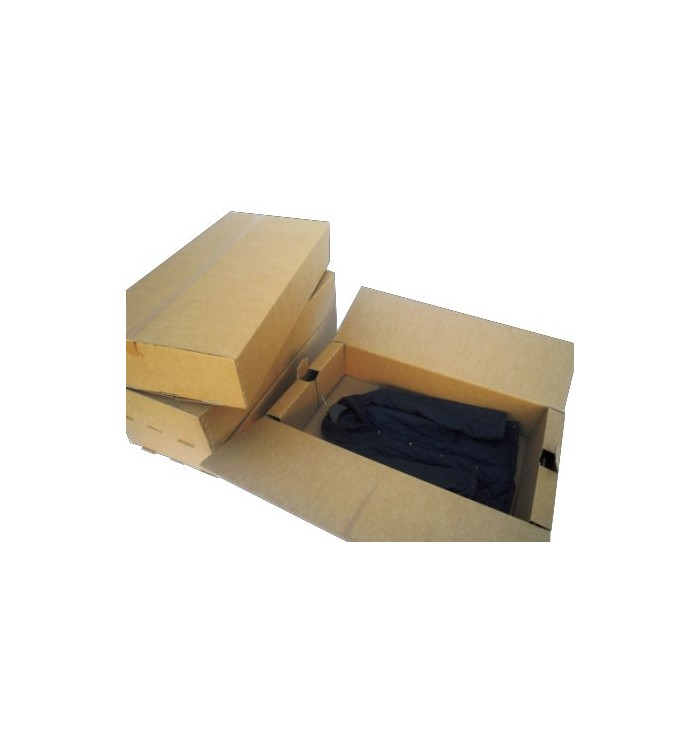 Caja de cartón capiculada de 87-47-31