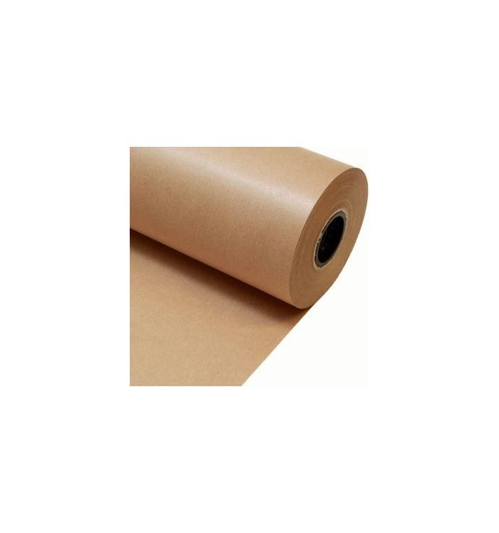 Bobina de papel kraft de 40 grs de 40-180 cms