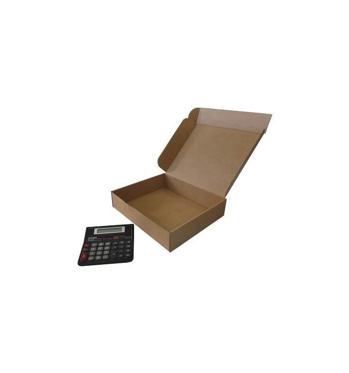 Cajas de cartón automontables F-427 de 28-25-6