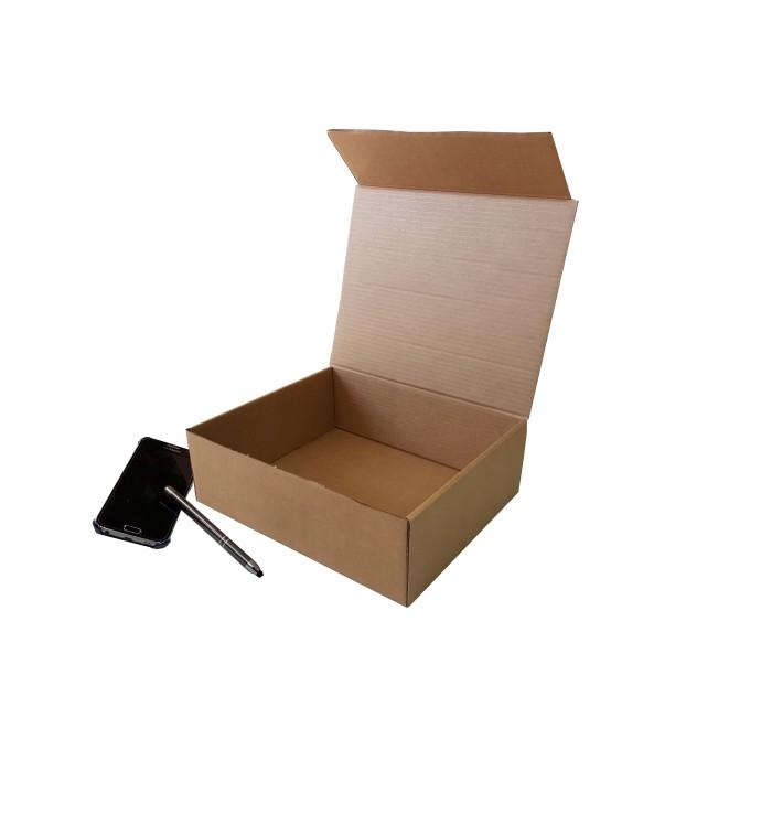 Cajas de cartón automontables F-421 de 33-27-11