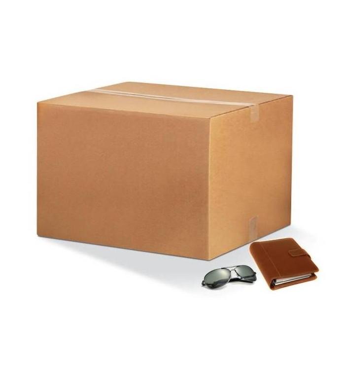 Cajas de cartón de canal simple de 66-28-19/30