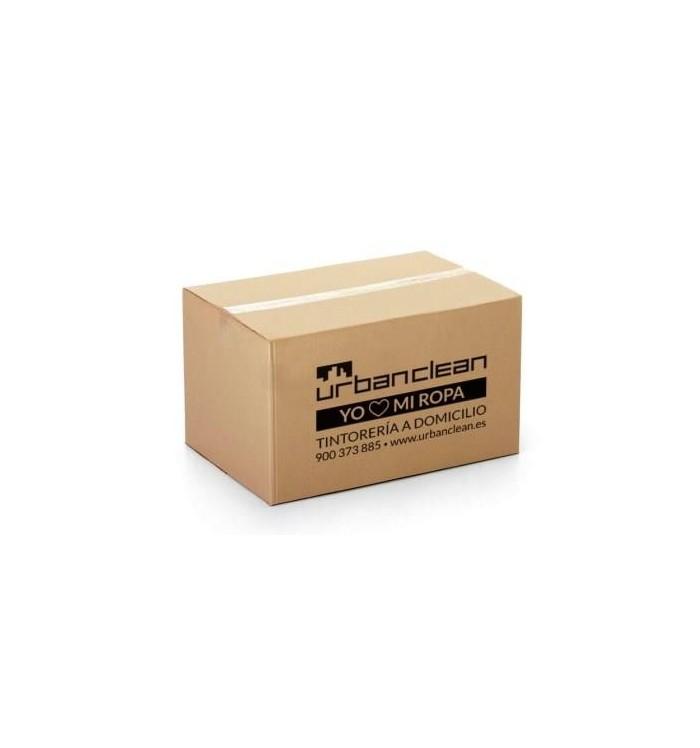 Cajas de canal simple de 60-40-40 impr URBAN CLEAN