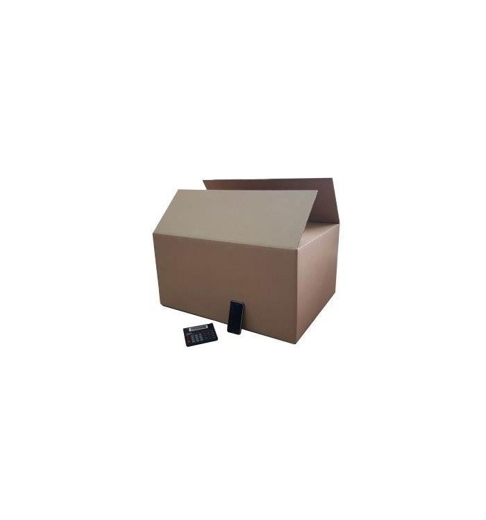 Cajas de cartón de canal doble de 80-60-40