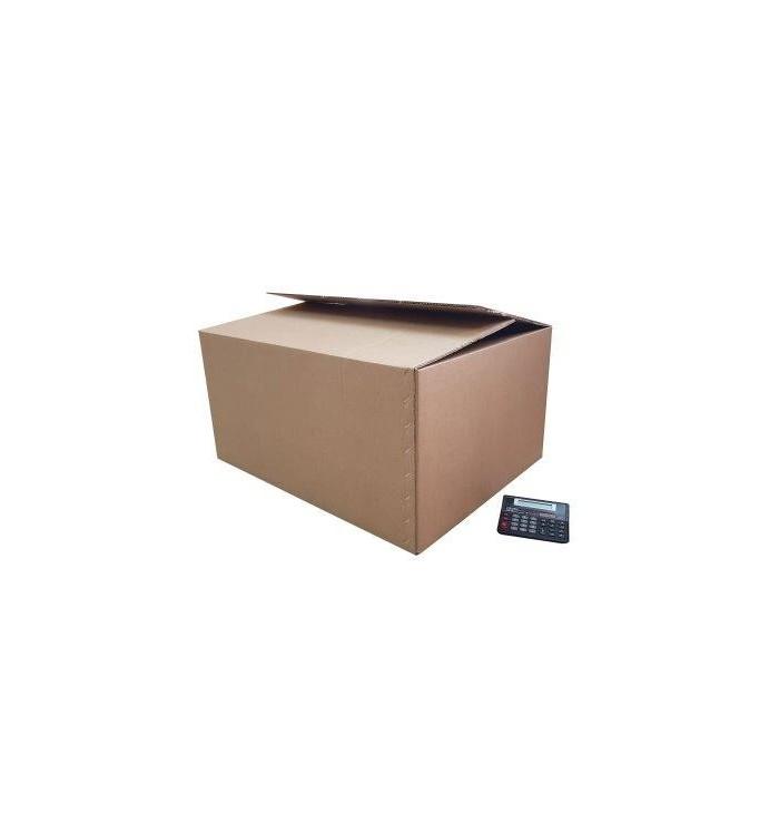 Cajas de cartón de canal doble de 70-55-35
