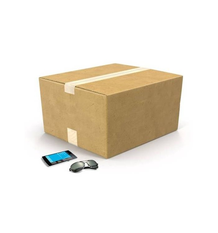 Cajas de cartón de canal simple de 52-41-28