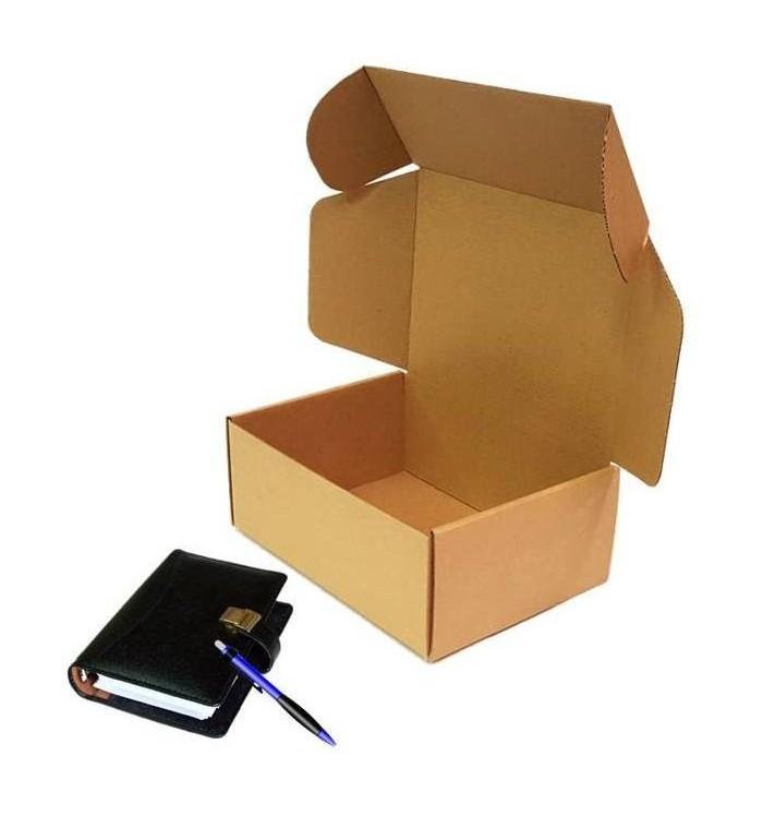 Cajas de cartón automontables F-427 de 24-17-9