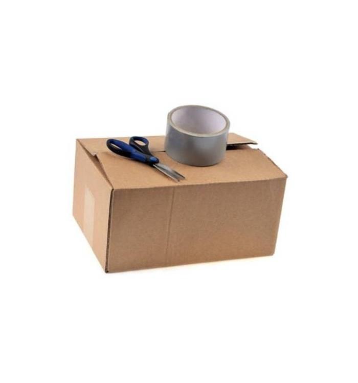 Cajas de cartón de canal doble de 36-26-13