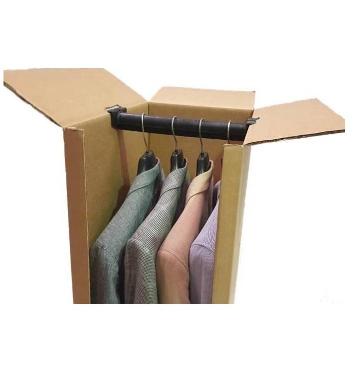 Cajas armario de 52-34-140 barra lisa