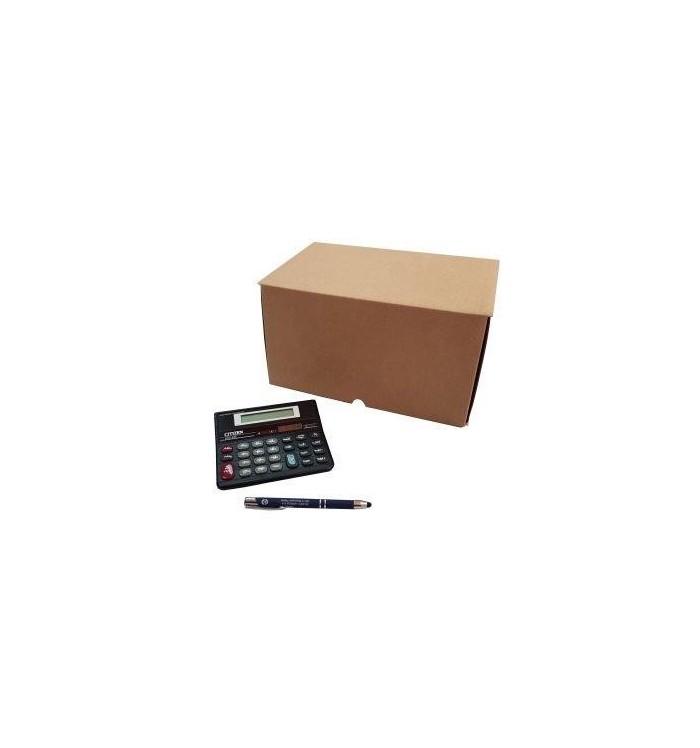 Cajas de cartón automontables F-427 de 30-22-16