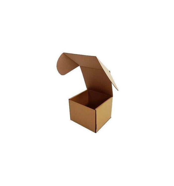 Cajas de cartón automontables F-427 de 14-13-11